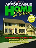 Design America Affordable Home Plans, Design America Staff, 0696039419