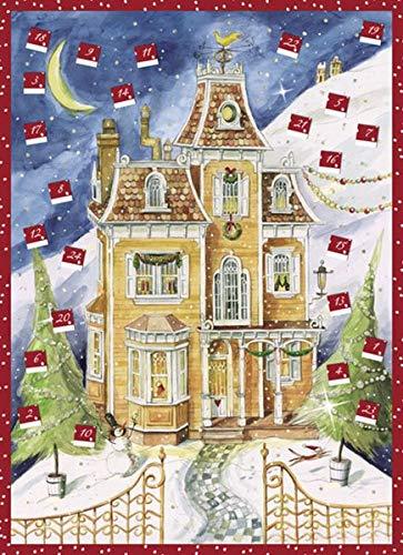 Das Adventshaus: Gedichte, Rezepte, Tipps zur Weihnachtszeit