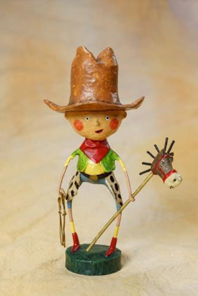 Getty Up Lil' Cowboy by Lori Mitchell by Lori Mitchell Everyday Collection (Image #1)