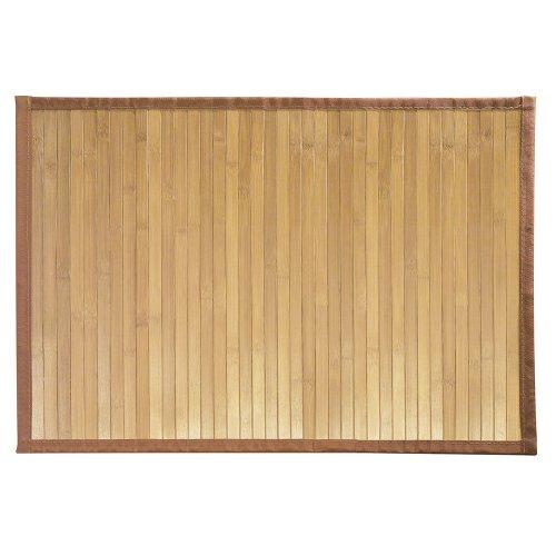 InterDesign Bamboo 17 Inch 24 Inch Natural