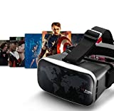 November spring Virtual Reality Headset for VR Games and 3D Movie