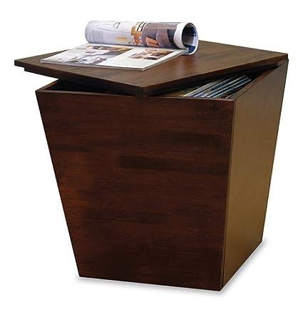 Winsome Wood Storage Cube  sc 1 st  Amazon.com & Amazon.com: Winsome Wood Storage Cube: Kitchen u0026 Dining