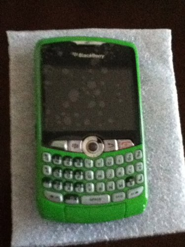 """BlackBerry Curve 8320 Smartphone GSM Wireless Handheld Device w/Camera Bluetooth QWERTY Keyboard 2.4"""" LCD (Gray)"""