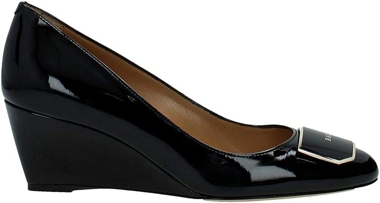 Reunión seta petrolero  Bally Wedges Women - (HISA6006202632) 4.5 UK: Amazon.co.uk: Shoes & Bags