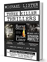 THREE KILLER THRILLERS: DOUBLE EXPOSURE, BURNT OFFERINGS, SEPARATION ANXIETY (English Edition)