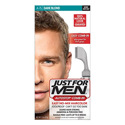 Just Men AutoStop Comb Color product image
