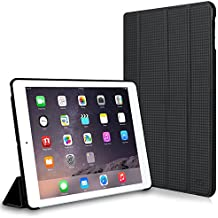 iPad Air 2 Case, CaseCrown Omni Case (Black) Multi-Angle Viewing Stand & Sleep / Wake