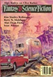 img - for The Magazine of FANTASY AND SCIENCE FICTION (F&SF): August, Aug. 1987 book / textbook / text book