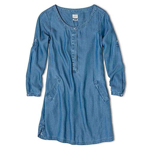 Robe DALIA - Bleu