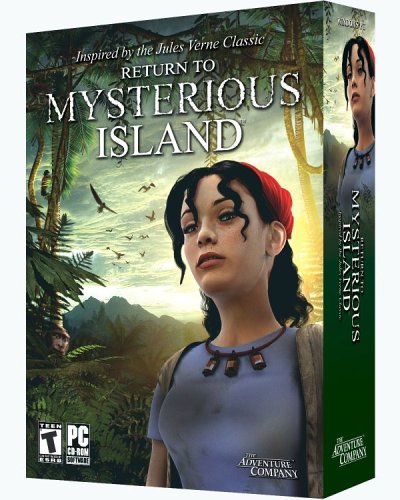 Return To Mysterious Island - PC]()