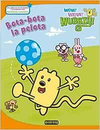 Wow! Wow! Wubbzy! Bota-Bota La Pelota Libro De Colorear Y ...