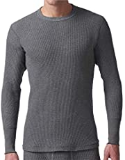 Stanfield's Mens Men's Thermal Waffle Knit Long Sleeve Shirt