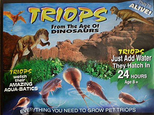 (Grow Your Own Triops - A Living Dinosaur)