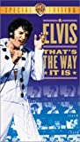 Elvis - That's the Way It Is (Special Edition) [VHS]
