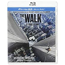 The Walk (3D Blu-ray + Blu-ray) (2015)