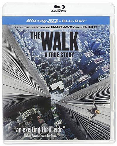 The Walk (3D Blu-ray + Blu-ray) ()