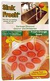 Economy Kitchen Accessory Sink Fresh Orange 12 Count