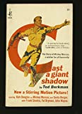 img - for CAST A GIANT SHADOW the Story of Mickey Marcus Who Died to Save Jerusalem book / textbook / text book