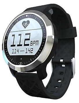 reloj inteligente modo de natación profesional IP68 a prueba de agua F69 inteligente pulsera de la