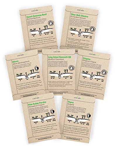 Buy herbs seeds indoor