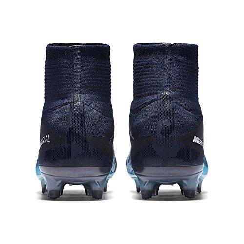 Nike Fußballschuhe V Mercurial Schwarz Fg Superfly Herren Blau 88qPxgH
