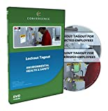 Convergence Training C-105 Lockout Tagout 2 DVD Set