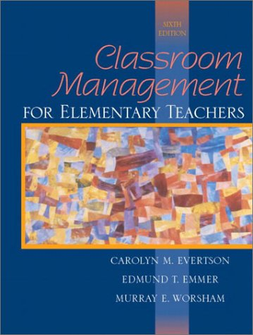 Classroom Management for Elementary Teachers (6th Edition)