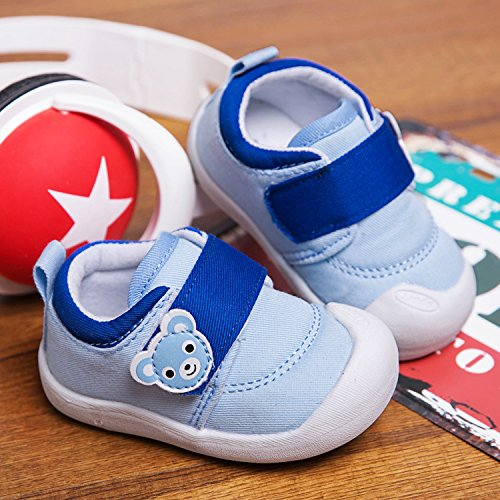 Image of Resonda Baby Shoes Sneakers Infant for Girls Boys First Walking Shoes Toddler 0-24 Month