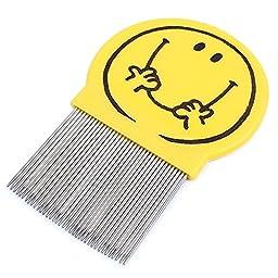 Mallofusa Pet Dog Cat Compact Combs Cleaning Shedding Grooming Tool Hair Brush Dog Hair Comb, Random Color