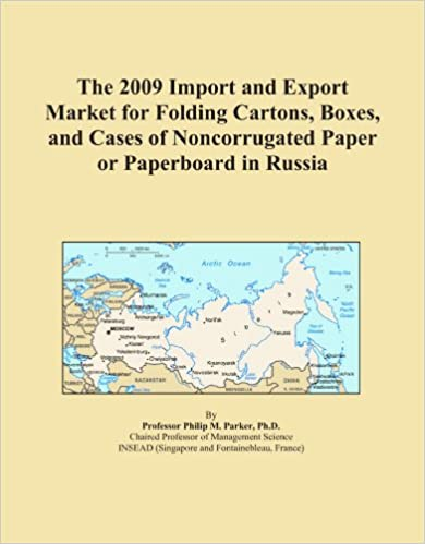Ebooks mobile téléchargement gratuit The 2009 Import and Export Market for Folding Cartons, Boxes, and Cases of Noncorrugated Paper or Paperboard in Russia B002KKB85E ePub