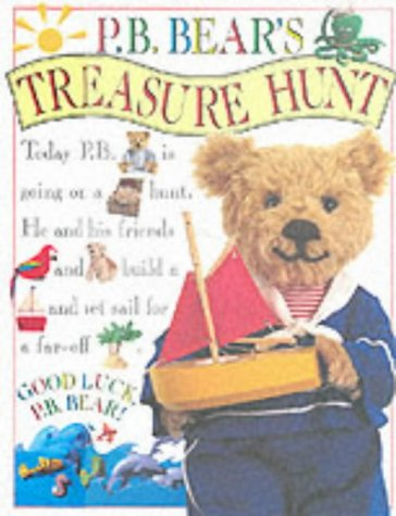 Treasure Bear - P.B. Bear's Treasure Hunt