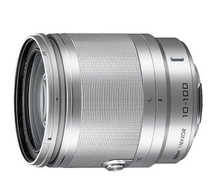 Nikon 1 NIKKOR 10-100mm f/4 0-5 6 VR (Silver)
