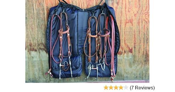 abd91115 Amazon.com: Professionals Choice Bag Bridle Bag Black HA-910: Sports &  Outdoors
