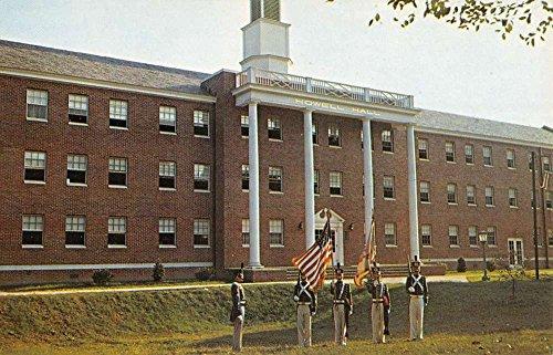 Chester Pennsylvania Military College Howell Dorm Vintage Postcard K56977