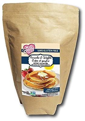 XO Baking - Pancake and Waffle Gourmet Mix (3.5 lb.)