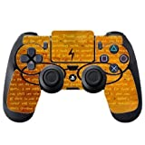 Inspirational Wizardry Quotes Design Print Image PS4 DualShock4 Controller Vinyl Decal Sticker Skin by Trendy Accessories by Trendy Accessories