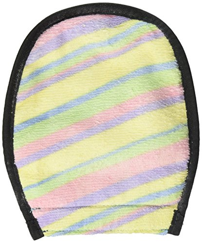 Water Sports Sand-Off! Sand Cleaner Wipe Off Mitt, Multi-Color