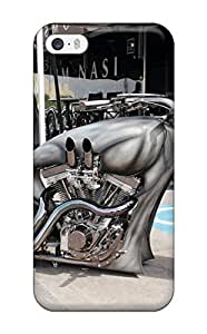 Brandy K. Fountain's Shop 4051669K89376453 Brand New 5/5s Defender Case For Iphone (custom Motorcycle)