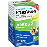 PreserVision AREDS 2 Vitamin & Mineral Supplement 360 Count Soft Gels , PreserVision-s5rk Review