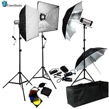 LimoStudio 750W (250W x 3) Professional Photography Studio Flash Strobe Light Lighting Kit Equipment  sc 1 st  Amazon.com & Amazon.com : LimoStudio 750W (250W x 3) Professional Photography ... azcodes.com