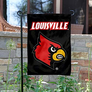 University of Louisville Garden Flag and Yard Banner