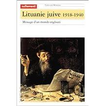 Lituanie juive, 1918-1940