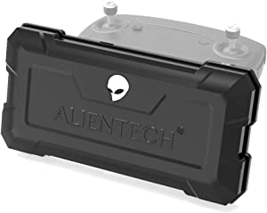 Alientech Duo Antennas Signal Booster Range Extender for DJI Mavic Spark Drones (Black)