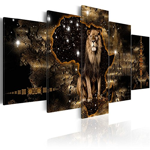Art For Africa - artgeist Canvas Wall Art Print Africa 39.37