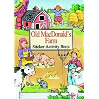 Old Macdonald's Farm Sticker Activity Book