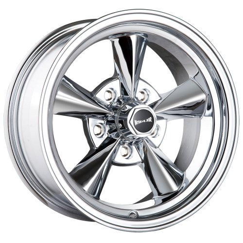 - Ridler 675 Chrome Wheel (15x7