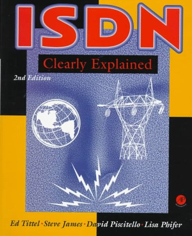 ISDN Clearly Explained, Second Edition