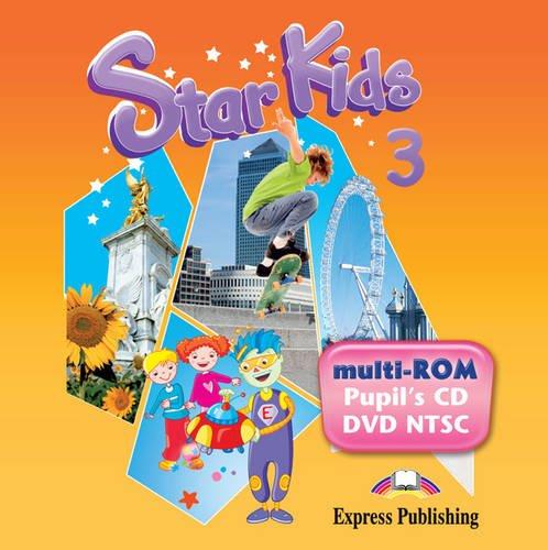 Level Pupil Book - Star Kids: Pupil's Multi-rom NTSC (Latin American) Level 3