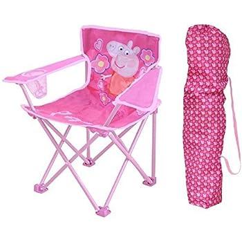 Peppa Pig Folder Chair  sc 1 st  Amazon.com & Amazon.com: Peppa Pig Folder Chair: Kitchen u0026 Dining
