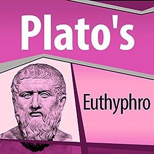 Plato's Euthyphro Audiobook